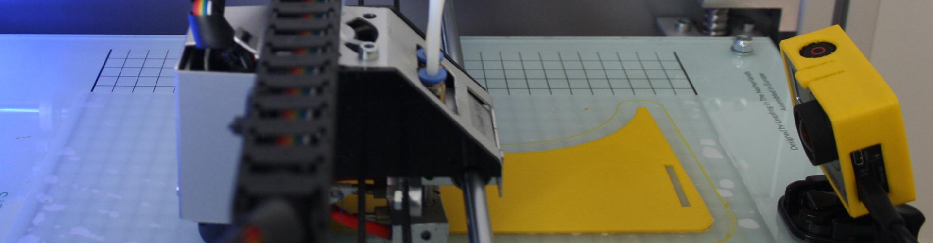 3D-DRUCK IST EINE DISRUPTIVE TECHNOLOGIE