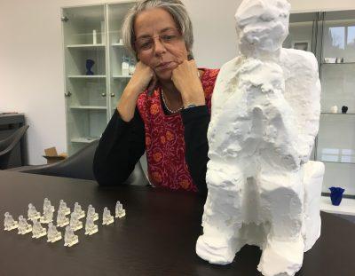 Künstlerin Sabine Smith setzt auf 3D-Druck