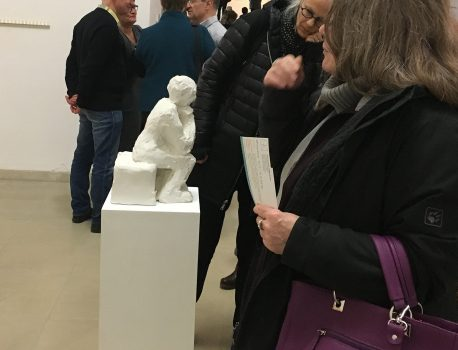 "Vernissage mit 3D-Druck: ""tastes like grapefruit"""