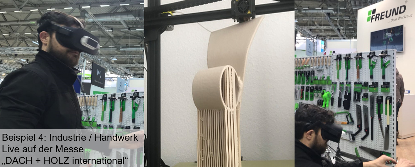 Experience the synergies of virtual reality & 3D printing