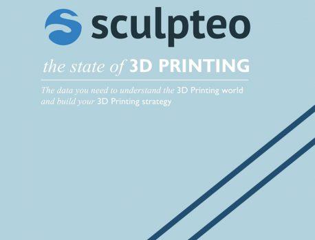 """Sculpteo veröffentlicht """"State of 3D Printing"""" Studie mit überraschenden Ergebnissen."""